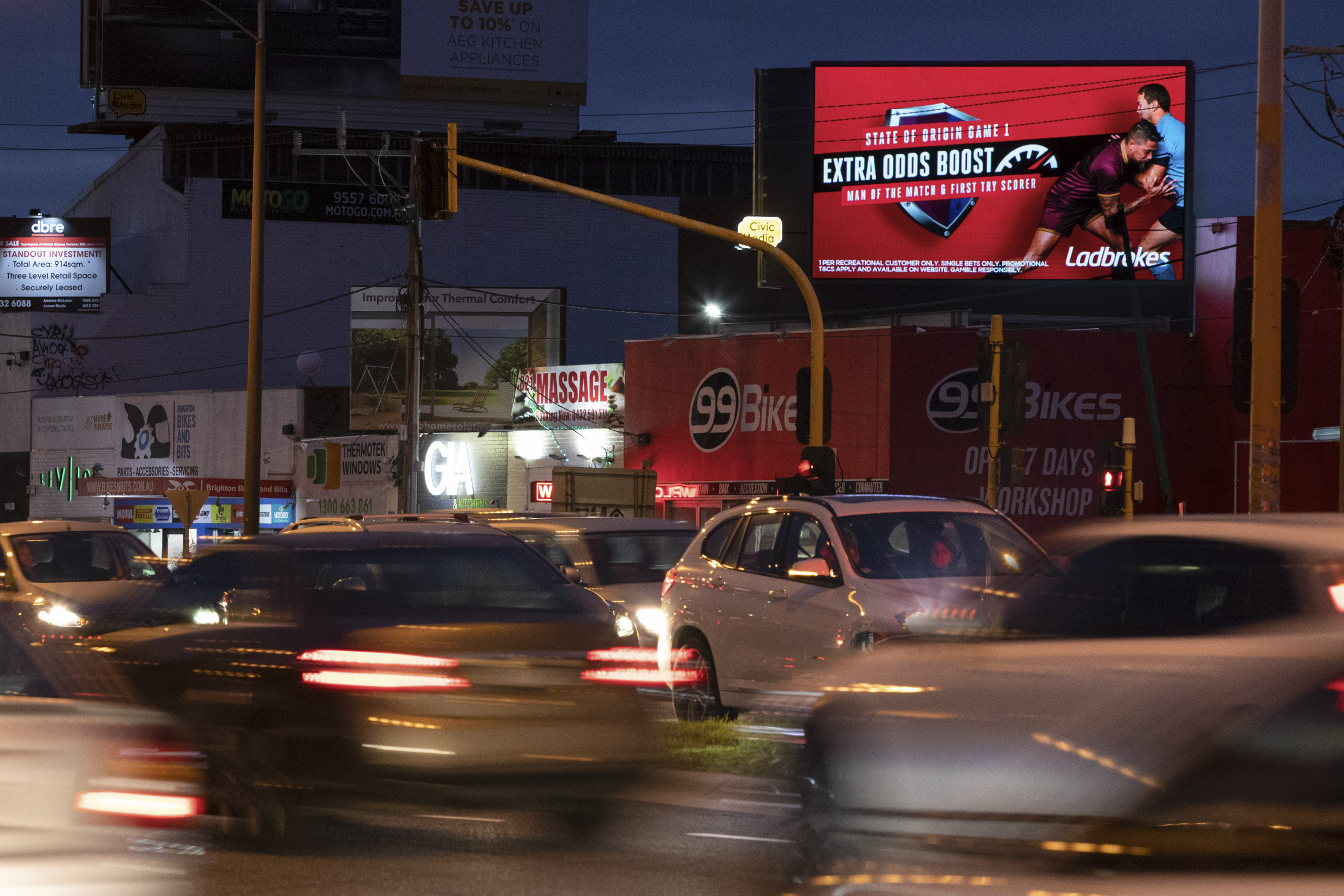 With Outdoor Advertising Location is Everything