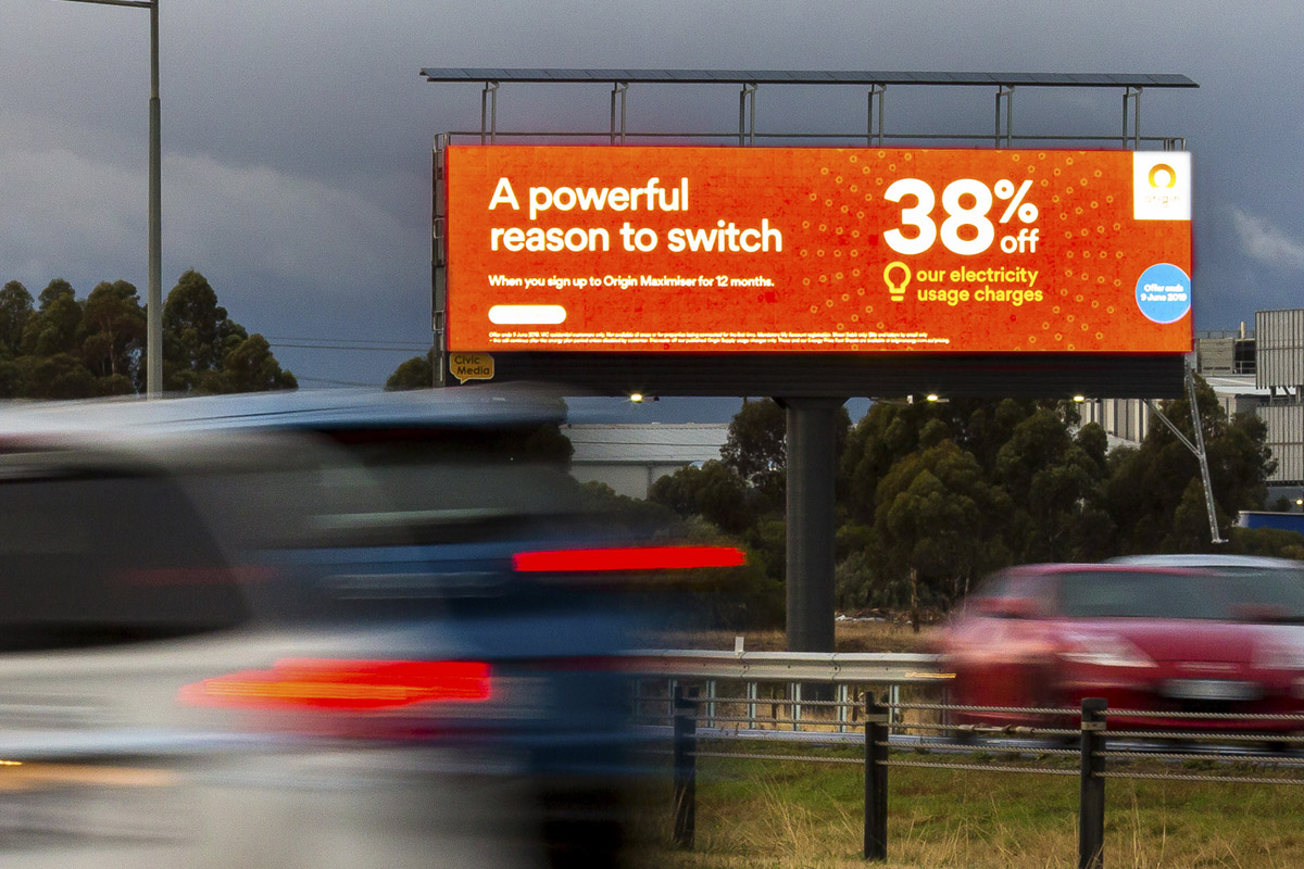 Outdoor Advertising Agency based in Melbourne